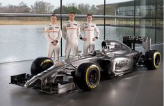 McLaren Reveals Its 2014 Formula One Car! What do we think? Hit the image for images and details...