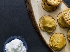 ... this year! These Pumpkin Pie Pear Crisps are the #perfectpairing