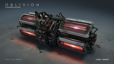Concept artist and illustrator Thom Tenery has released some concept art that he created for Oblivion.Thom was mainly involved in developing the Sky Tower, including Jack's Workshop and the stripped down Mech variant of the Drone. Be sure to visit his site to see more of his concepts and post production work for Oblivion. Link: …