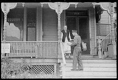 Omaha house mailman