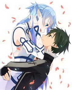 Asuna & Kirito