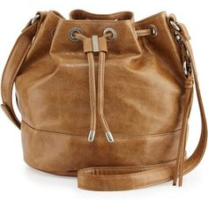 Hobo Tulia Leather Bucket Bag