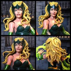 This is a custom of Enchantress from marvels Thor / avengers.   eBay!