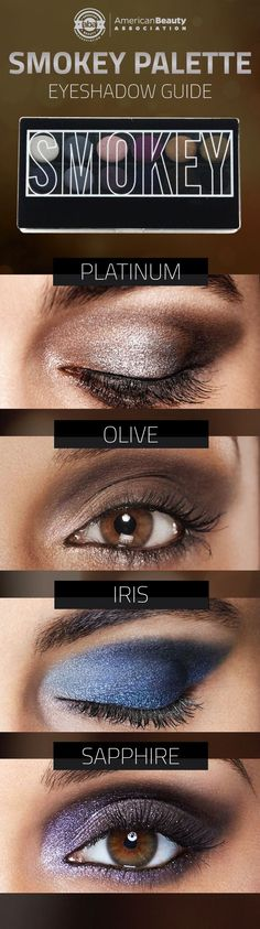 Free smokey eye palette. Click the pin to get yours!