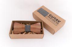 New Wooden BowtieGUTAV Handmade Wooden Bowtie by gutav on Etsy, $39.90