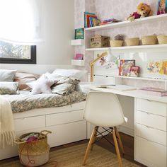 Kid Room Decor, Big Kids Room, Bedroom Inspirations, Bedroom Design, Bedroom Layouts, Room Design Bedroom, Bedroom Redesign, Small Room Design, Room Design