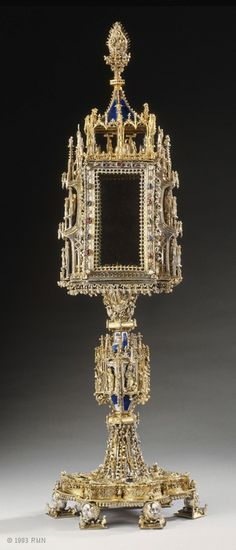 Giovanni LEON  Reliquary of the hand of Saint Martha  1472-74  Convent of Santa Marta, Venice  Venice