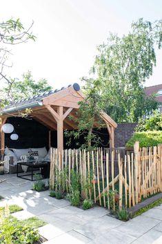 Outside Living, Outdoor Living, Garden Cottage, Home And Garden, Wisteria Pergola, Diy Patio, Balcony Garden, Dream Garden, Garden Furniture