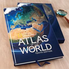 National Geographic Atlas of the World, 10th Edition - Hardcover   National Geographic Store
