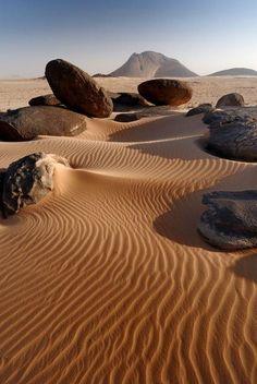 Sand Dunes outside of Yuma AZ *SFR Mail
