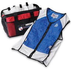 TechKewl Elite Hybrid Sport Phase Change Cooling Vest M, Size: Medium, Black Military Vest, Sports Vest, Thin Blue Line Flag, Bike Wear, Motorcycle Parts And Accessories, Street Bikes, Unisex, Black Cotton, Primary Colors