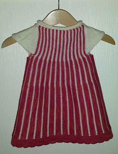 Ravelry: Circus dress (sirkuskjole) pattern by Ingrid Nødtvedt
