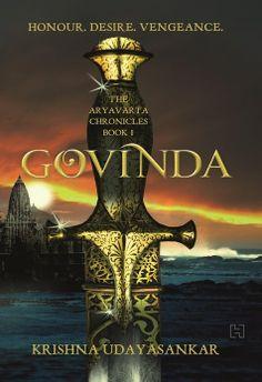 The Aryavarta Chronicles #1: Govinda | Krishna Udayasankar | Book Review