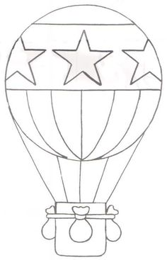 Coloring Page 2018 for Globo Aerostatico Colorear, you can see Globo Aerostatico Colorear and more pictures for Coloring Page 2018 at Children Coloring. Applique Patterns, Quilt Patterns, Colouring Pages, Coloring Books, Balloon Template, Balloon Crafts, Stained Glass Patterns, Drawing For Kids, Hot Air Balloon