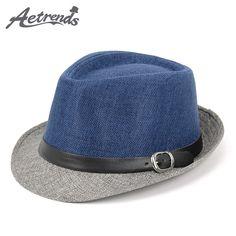 bfaa4b34ad4 2017 New Men's Jazz Hat Panama Cap Fedoras Hats Z-5310 Summer Hats For Women