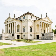 """Villa Almerico Capra detta """"La Rotonda"""" Andrea Palladio (1570)"""