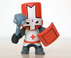 Castle Crashers - Red Knight