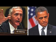 Trey Gowdy Shreds Up Obamas Executive Orders In Front Of Everyone - YouTube