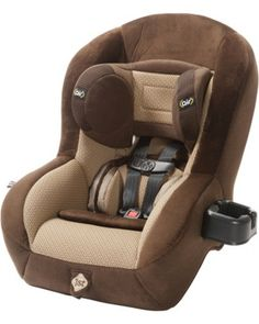 Safety 1st Chart 65 Convertible Car Seat - Brown