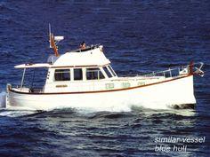 trawler yachts | Trawler : Myabca 45 TR : Motor Yacht for sale
