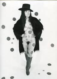 Image result for yayoi kusama 1960s