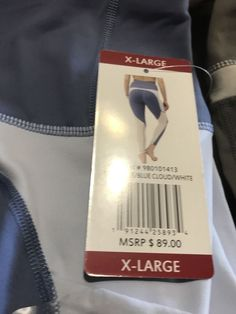 7e3c305bc9969 Active Life Legging Size XL  fashion  clothing  shoes  accessories   womensclothing  leggings (ebay link)
