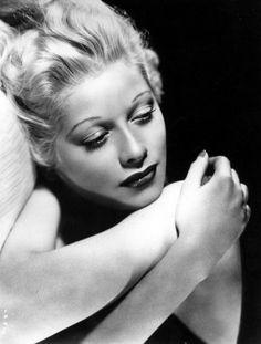 Lucille Ball, 1930s (via hedda-hopper)