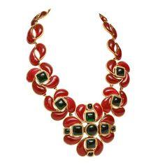 Vintage Chanel Necklace : On Antique Row - West Palm Beach #onantiquerow www.onantiquerow.com