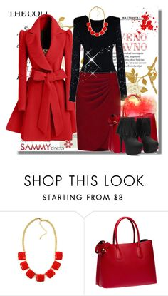 """Sammydress 21"" by azra-90 ❤ liked on Polyvore featuring Prada"