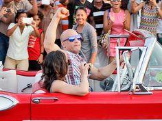 Vin Diesel's electri