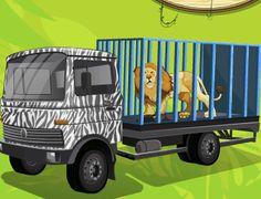 Juegos Zoo Parking - Juegos Aparcar