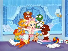 """Get your childhood on the phone, """"Muppet Babies"""" is coming back"""