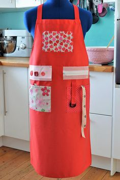 Items similar to The Original Memory Apron for Memory Loss and Dementia - Strawberry Fields, Medium, Red on Etsy Stages Of Dementia, Living With Dementia, Fidget Quilt, Dementia Activities, Apron, Two By Two, Meal Times, Memories, The Originals