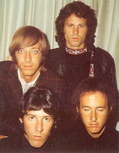 The Doors Color Band Photo