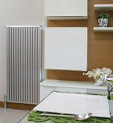 Meltem - Alurad - aluminium radiators Ireland, designer radiators