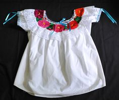 """Maya Blouse Huixtan Mexico 