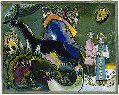 Wassily Kandinsky(1866ー1944)