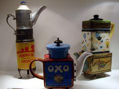 Tea services, teapots and crafty tea time treats