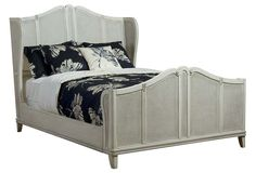 Belle Meade Signature - Avery Bed, Ivory