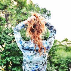 Pra nascer ruiva é só ter sorte. Pra ter essa blusa linda é só passar na Youcom. #youcom
