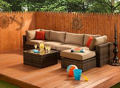 Turn Your Deck Or Patio Into The Ultimate Outdoor
