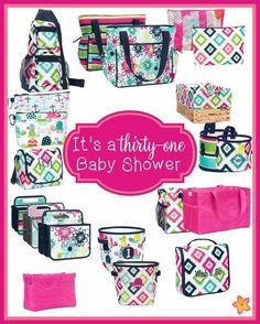 Thirty-One Spring 2017 baby girl Gifts www.mythirtyone.com/apeterson86