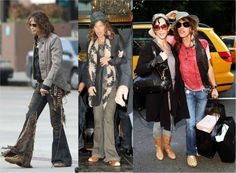 Fashion inspiration: Steven Tyler