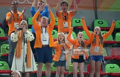 Queen Maxima of the Netherlands, King Willem-Alexander of the Netherlands and…