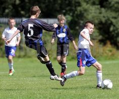 U12s at Foyle Cup 2010