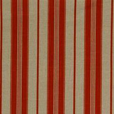 Fabric Superstore-Hertex-Fresh stripe-Red