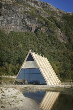 Salt Sauna, Bodø, Norway