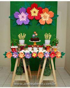Uma fofura de decoração! Por @caraminholaf #blogencontrandoideias #encontrandoideias #fabiolateles
