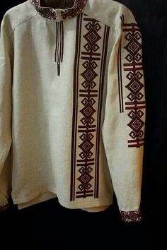 Couture Embroidery, Hand Embroidery, Dress Drawing, Embroidered Clothes, Traditional Fashion, Sherwani, Peasant Blouse, Sewing Hacks, Knitting Patterns