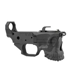 """has designed a pistol caliber version of the popular """"The Jack"""" design. The is a dedicated GLOCK® magazine fed stripped lower that features Sharps Br M Lok Rail, Glock 9mm, Rifle Accessories, Lower Receiver, Ar Pistol, Cool Guns, Tactical Gear, Hand Guns, Firearms"""